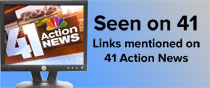 Seen on 41 - Links mentioned on 41 Action News