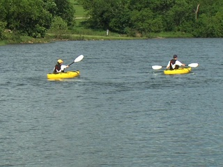 Local lakes rich in history and fun