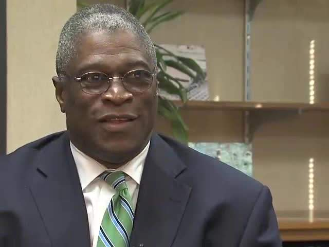 Kansas City Mayor-Elect Sly James