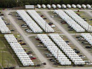 FEMA To Set Up Housing Park In Joplin Near Airport