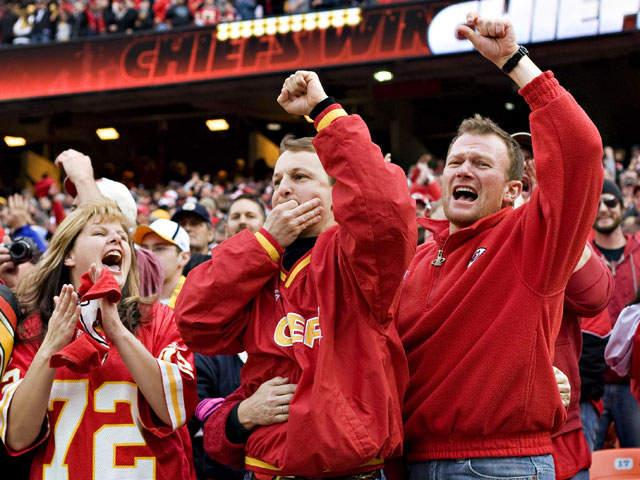 Kansas City Chiefs Fan Pictures Fans of The Kansas City Chiefs