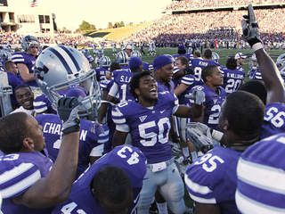 GETTY: KSU K-STATE KANSAS STATE FOOTBALL