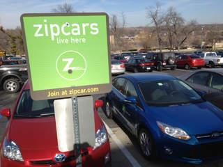 Zipcar expands its rental service to downtown KC