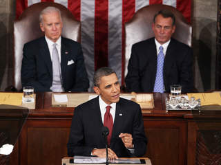 GETTY - Obama State of the Union Address 20120124