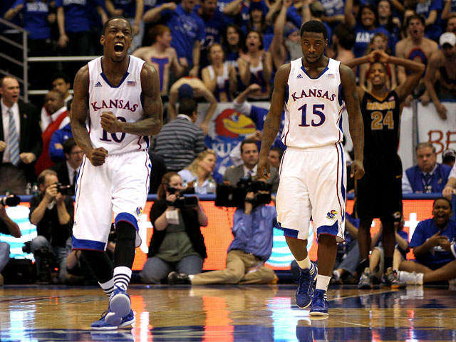 KU Kansas basketball