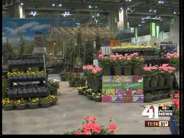 Home garden show comes to bartle hall 41 Home and garden show kansas city