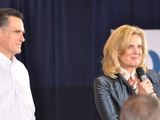 CNN WIRE: ANN ROMNEY