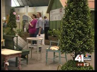 Home lawn and garden show at bartle hall Home and garden show kansas city
