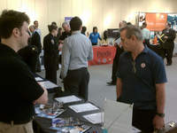 KSHB: JOB FAIR AT OLATHE GREAT MALL GREAT PLAINS 100410