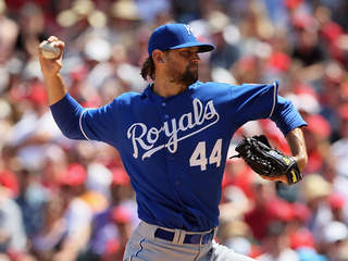 GETTY: Luke Hochevar