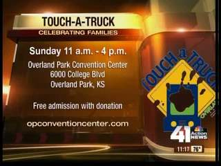 Touch A Truck connects kids with parents
