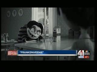 Valissa's take on 'Wallflower,' 'Frankenweenie'