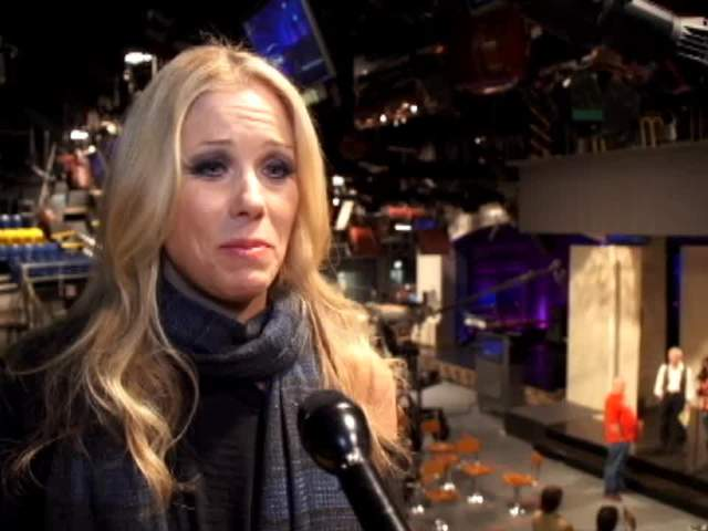 "Christina Applegate Takes On ""SNL"""
