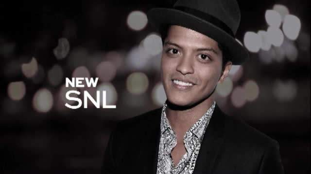 SNL Preview: Bruno Mars