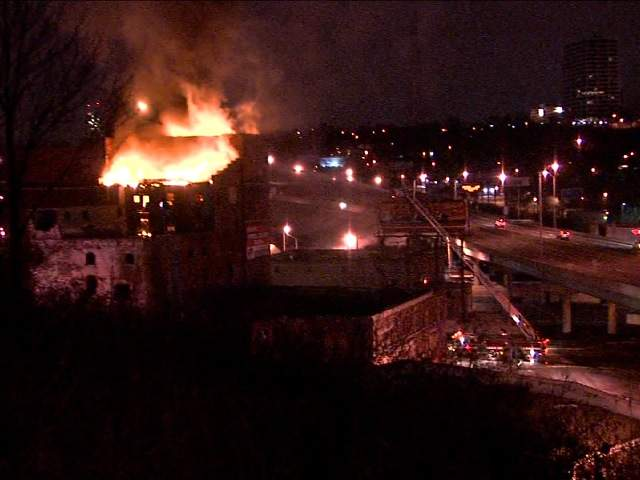 KSHB: IMPERIAL BUILDING FIRE 121228