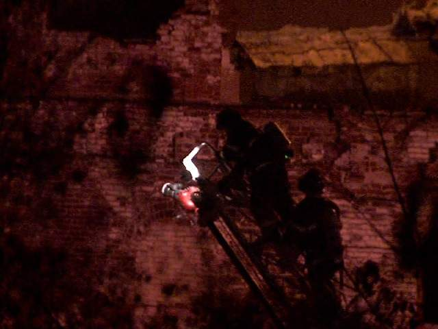 KSHB: IMPERIAL BREWERY BUILDING FIRE 121228