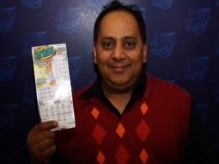 Urooj Khan Lotto Winner