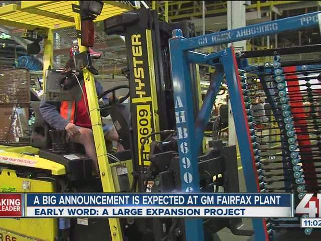 General Motors Fairfax Assembly Plant Tours