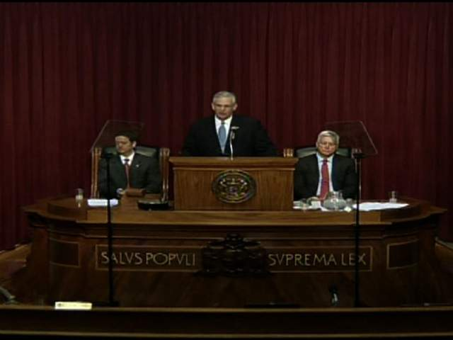 MISSOURI GOV JAY NIXON STATE OF THE STATE 130128