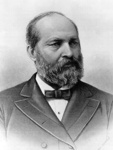a biography of james a garfield born in cleveland oh Ohio born in cleveland, cuyahoga county, ohio, november 14, 1895 see also congressional biography — govtrackus page — find-a james abram garfield.