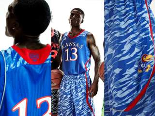 ADIDAS: NEW KU UNIFORMS