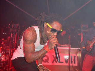 GETTY: Lil Wayne