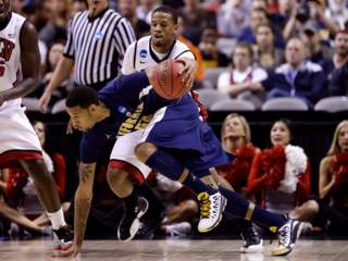 getty: cal vs unlv 2013 ncaa tournament