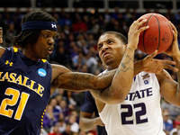 GETTY K-State vs. La Salle