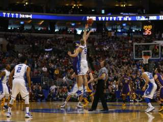getty: duke vs albany 2013 ncaa tournament