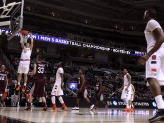 getty: syracuse vs montana 2013 ncaa tournament