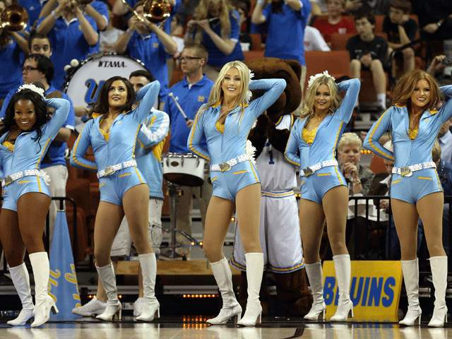 PHOTOS   Cheerleaders in the 2013 NCAA men's basketball ...
