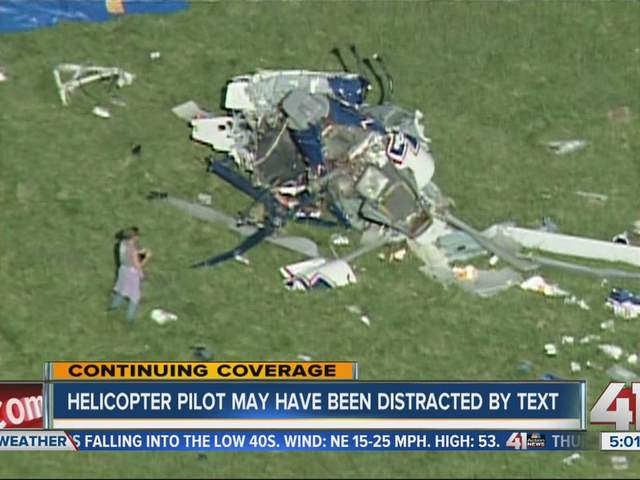 a fatal medical helicopter Fatal Car Crashes From Texting