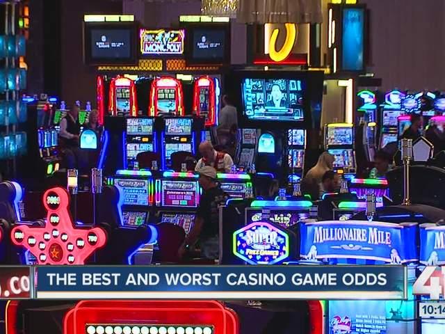the best odds in casino