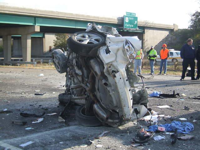 Car Crash  May  Illinois St Louis