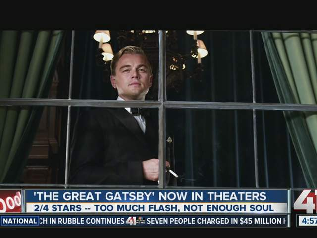 the great gatsby movie review The great gatsby ~ a capsule movie review by allen kopp the great gatsby stars leonardo dicaprio as the fabulously wealthy, mysterious jay gatsby and carey mulligan as daisy buchanan, the woman who gatsby has lost and attempts to regain, with tragic results it is told by gatsby's one true.