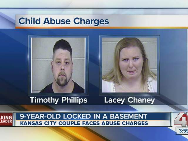 Father Locks Daughter In Basement Part - 35: A Kansas City, Mo., Couple Is Accused Of Restraining A 9-year-old Girl In A  Dirty Basement With Exposed Sewage.
