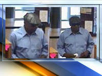 COMMERCE BANK PLAZA BANK ROBBERY SUSPECT 20130518