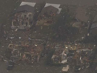 KFOR: Oklahoma City tornado destruction