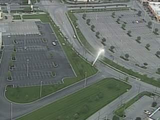 Busted Main Sends Water Gushing High Into Air Near Nebraska Furniture Mart 41 Action News