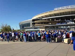 Here's how you can sing at a Royals game