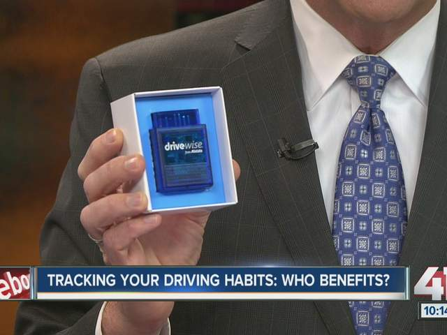 Allstate Drivewise Sign In >> Skepticism over insurance company's devices that tracks your driving habits to save money - KSHB ...