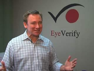KC company's 'eyeprint' keeps personal info safe