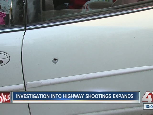 Investigation into highway shootings expands