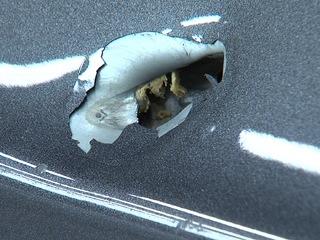 Gun expert: bullet holes can provide answers