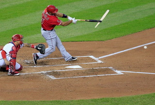 Pujols hits 500th HR of major league career