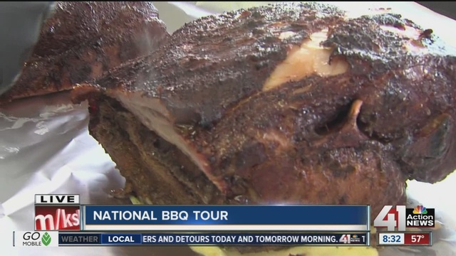 ... BBQ as part of the Sam's Club National BBQ Tour going on in Overland
