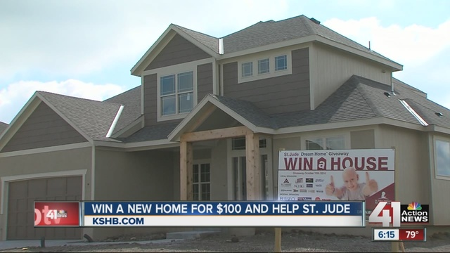 St. Jude raffles off dream home with tickets costing only $100.
