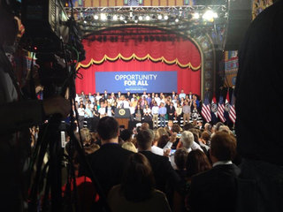 FULL VIDEO: President Obama's speech at Uptown