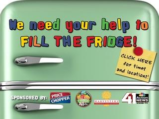 Help Fill the Fridge