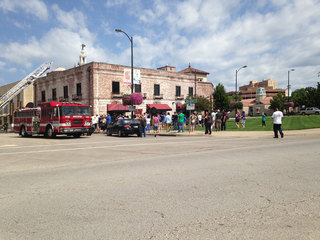 Jack Stack Barbecue on Plaza briefly evacuated